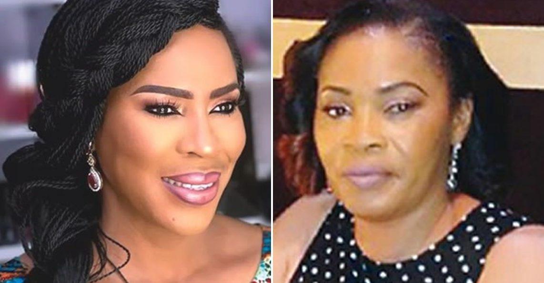 Yoruba Actresses; Faithia Balogun, Remi Surutu In Show Of Shame As They  Engage In Public Fight - Famous People Magazine